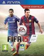 FIFA 15 PS Vita  NEUF SOUS BLISTER