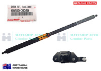Genuine Toyota LandCruiser Prado 150 Back Door Stay Strut & Bracket Check Set