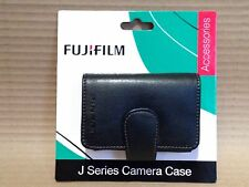 Genuine Fuji Finepix Camera Case - JV & JX Series Cameras - Int Dimns 92x55x20mm
