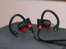 3.5mm Ear Hook Wired Sports Stereo Earphone  EarHook Earbuds Headphones w/Mic