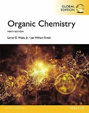 GLOBAL EDITION -- Organic Chemistry, 9E by Jan W. Simek, Leroy G. Wade