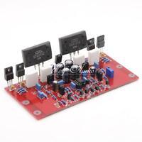 Assembled  2SA1216 + 2SC2922 mono amplifier board base on Berlin 933 circuit