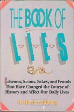 The Book of Lies: Schemes, Scams, Fakes, and Fraud