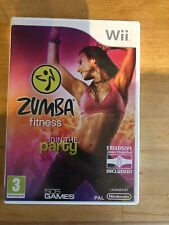 Zumba Fitness Wii Nintendo