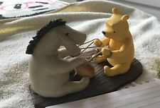 Rare Winnie The Pooh & Eeyore Collectible