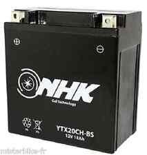 Batterie Moto Sans Entretien  YTX20CH-BS HONDA XL 1000 Varadero