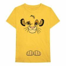 Homme Disney Roi Lion Simba Personnages T-Shirt