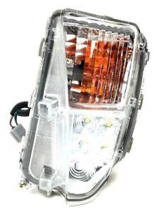 For 2012 2013 2014 2015 Toyota Prius Fog Lamp LED DRL Light LH Driver Marker NEW