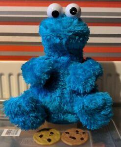 Sesame Street - Cookie Monster - Count n' Crunch game - Tested working 2 cookies