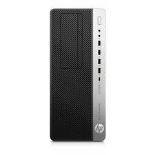 PC Sobremesa HP ELITEDESK 800 G4 3.2GHZ I7-8700 HD256SSD+1TB 8GB RAM 4KW68EA