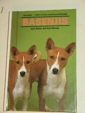 Basenjis by Jack Shafer and Bob Mankey - 1990 by T.F.H. publications