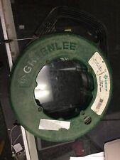 """Greenlee 240' x 1/8"""" x 0.060"""" Steel 438-20 Fish Tape"""