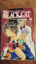 Black Cat manga book (#1)-L'homme qu'on appelait le chat noir (french only)