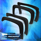 For 07-13 Chevy Silverado 1500 Crew Cab Factory Style Wheel Fender Flares Cover