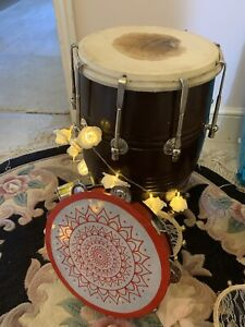 Professional Wooden Dholak For Sale