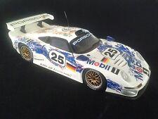 UT Models Porsche 911 GT1 1996 1:18 #25 Boutsen / Stuck / Wollek 24h LM (MCC)
