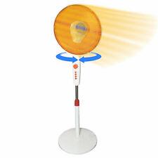 Termoconvettore Stufa Con Rotazione Oscillante 90° Stufetta al Carbonio da 900 W