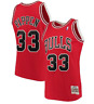Mitchell & Ness Youth Red NBA Chicago Bulls Scottie Pippen Swingman Jersey
