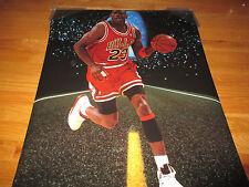 1993 CLEO MICHAEL JORDAN Calendar Poster CHICAGO BULLS
