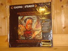 LSC-2314 Mendelssohn Violin Concerto HEIFETZ Audiophile RCA LIVING STEREO LP NEW