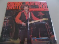 CONWAY TWITTY - PLAY GUITAR PLAY - OZ 10 TRK VINYL LP - COUNTRY - VERY CLEAN