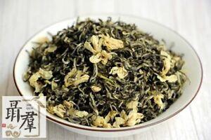 China green tea Jasmine tea MO LI BI TAN PIAO XUE 100g