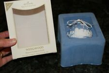 2008 Hallmark Wedgwood Heaven Comes to Earth Limited Xmas Keepsake ornament Nib