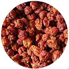 CAROLINA REAPER (WHOLE DRY) 30g WORLD'S HOTTEST CHILLI EXTREMELY HOT ozSpice