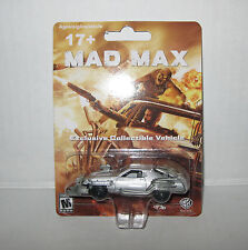 New Mad Max Exclusive Die-Cast Collectible Vehicle Car Replica