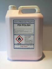 PDI Pink Wax Car Polish Paintwork 5L All Bodywork Professional Finish