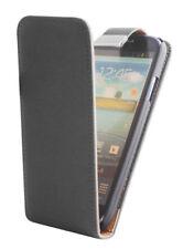 Housse de protection en simili-cuir pour mobile pliante Samsung Galaxy i8260