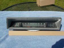 1966 1967 Chevy Nova Speedometer gauge