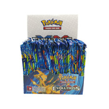 Pokemon cards XY Evolutions Booster Box Collectible Trading Cards Game
