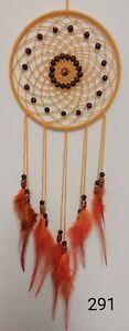 Handmade Traditional Dream Catcher  Ideal Novelty Gift