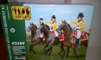PRUSIAN CUIRASSIERS MOUNTED REGIMENT K2 REVELL 02589