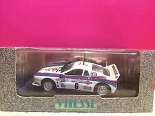 VITESSE SUPERBE LANCIA RALLY MARTINI RACING 1982 NEUF EN BOITE 1/43 K4