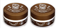 2 x Bandido Aqua Hair Gel Wax Brown - 150ml - Maximum Hold Pomade