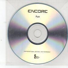 (DS795) Encore, Fun - DJ CD
