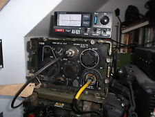 CLANSMAN MILITARY RADIO VRC 321 25 W HF TUNER -- TURF TESTED WORKING!!!