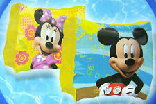 LOT 12 Disney Mickey Minnie Mouse Kids Pool Arm Floats Floaties PARTY FAVORS NEW