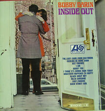 BOBBY DARIN-INSIDE OUT LP VINILO PROMOCIONAL + INSERT (USA) EXCELLENT COVER-
