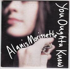 Alanis Morissette - You Oughta Know - CD (3 x Track Australian Card Sleeve)