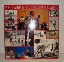 EARTH WIND AND FIRE Touch The World LP Vinyl SOUL Funk Album