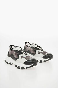 CINZIA ARAIA men Sneakers DRAGON TRAIL Shoes Leather Sheer Rubber Sole Beige 42