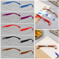 Candy Color Eyeglasses Vision Care Reading Glasses +1.00~+4.0 Diopter