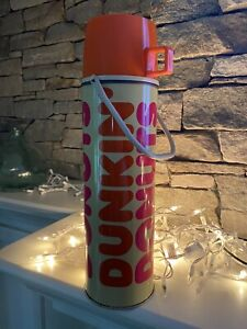 Dunkin Donuts Thermos