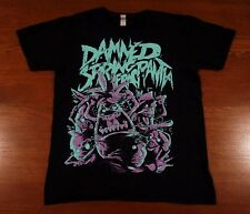 Damned Spring Fragrantia t-shirt official mathcore deathcore metalcore Converge