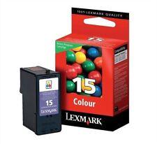Cartucce tri-colore inkjet per stampanti Lexmark