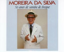 CD MOREIRA DA SILVA50 anos de samba de brequeBRASIL EX+ (R1912)