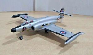 35-418 UNBRANDED 1/72 Scale CF-100 CANUCK BUILT Plastic Model JUNKYARD